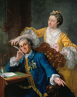 William_Hogarth_-_David_Garrick_(1717-79)_with_his_wife_Eva-Maria_Veigel,_-La_Violette-_or_-Violetti-_(1725_-_1822)_-_Google_Art_Project